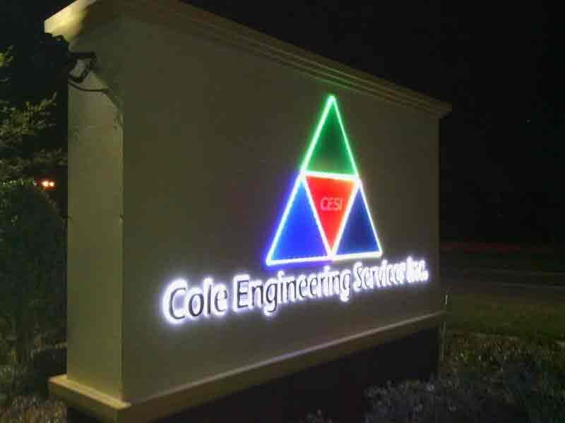 The Sign Center from 2001 offer custom monument business signs, channel letter signs to make a positive impression to potential clients.